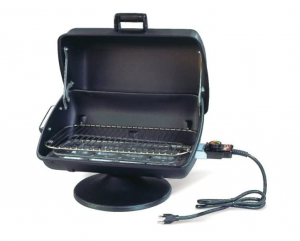 Easy Street Portable Utility Tabletop Electric Grill