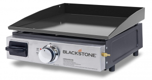 Blackstone Table Top Grill - 17 Inch Portable Gas Griddle