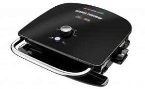 George Foreman 7-in-1 Electric Indoor Grill Broiler, Panini Press, & Waffle Maker Review