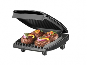 George Foreman 60 Inch Super Champ Electric Contact Grill